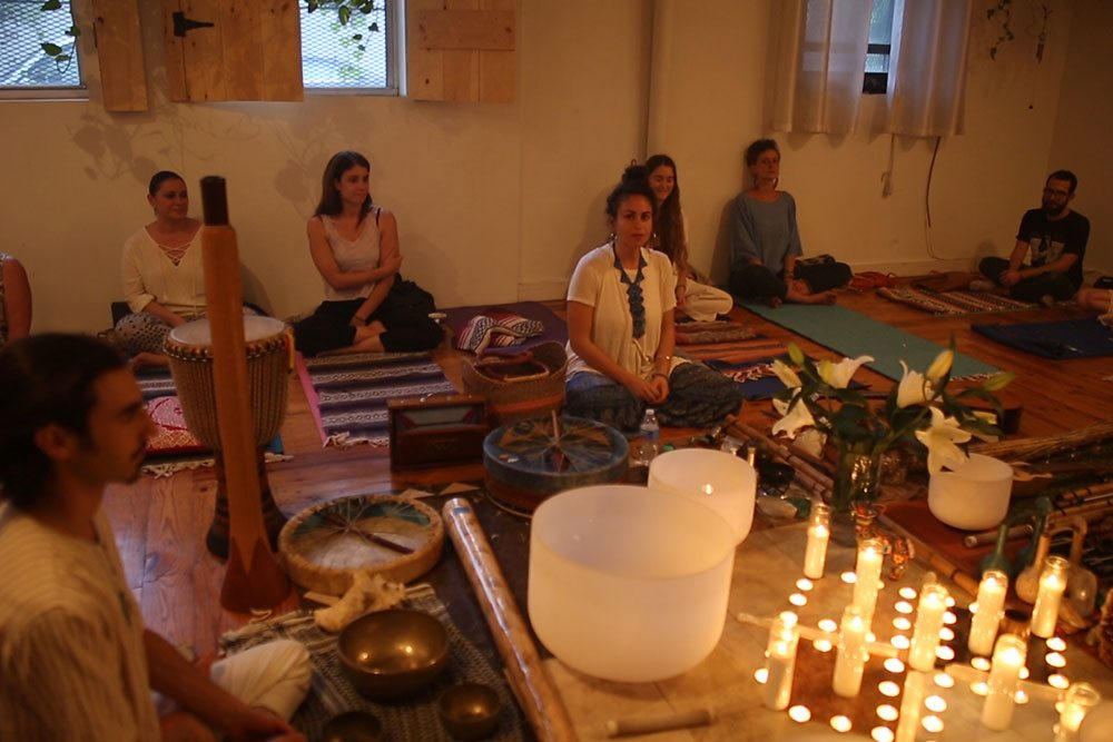 Sound Healing Dreamseed Group