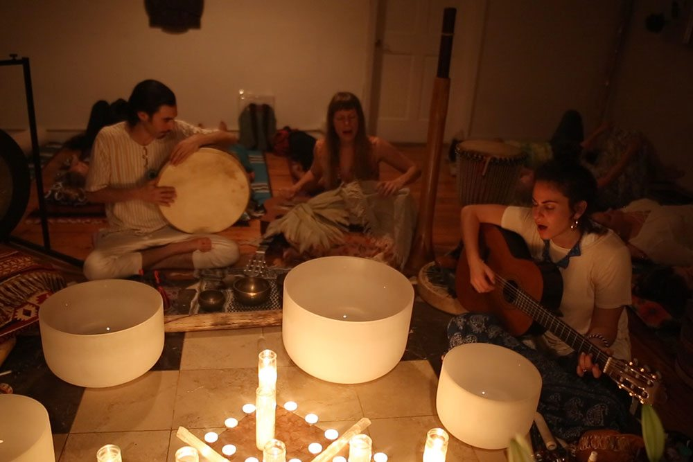 Sound Healing Dreamseed Trio