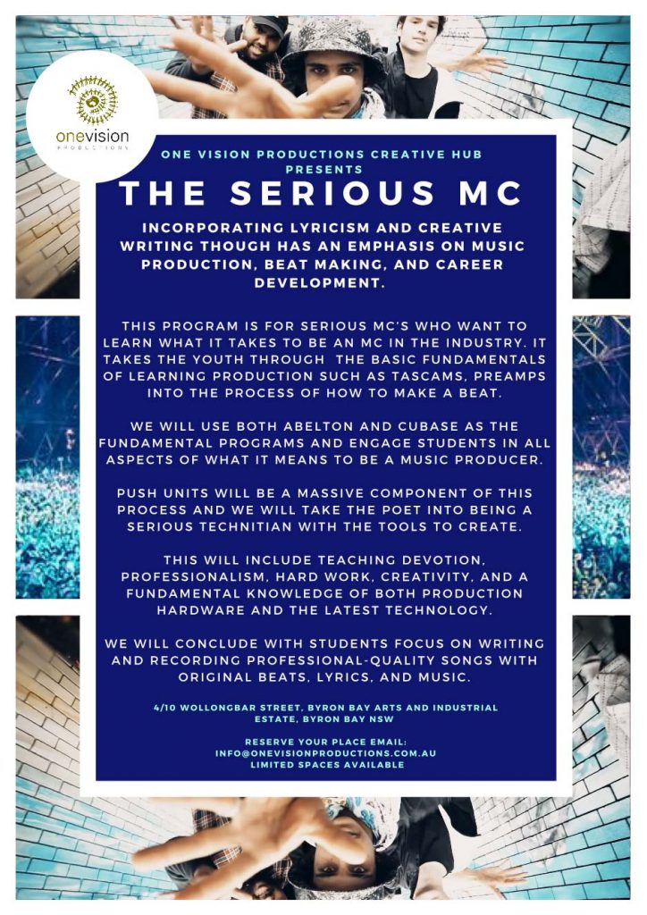 Serious-MC-Flyer