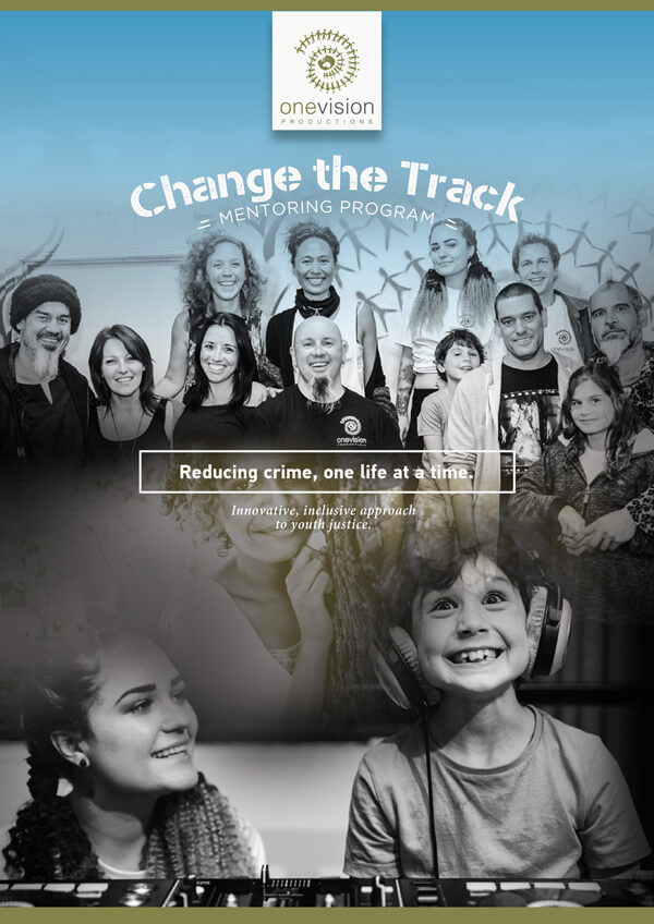 Brochure Change The Track Mentoring Program