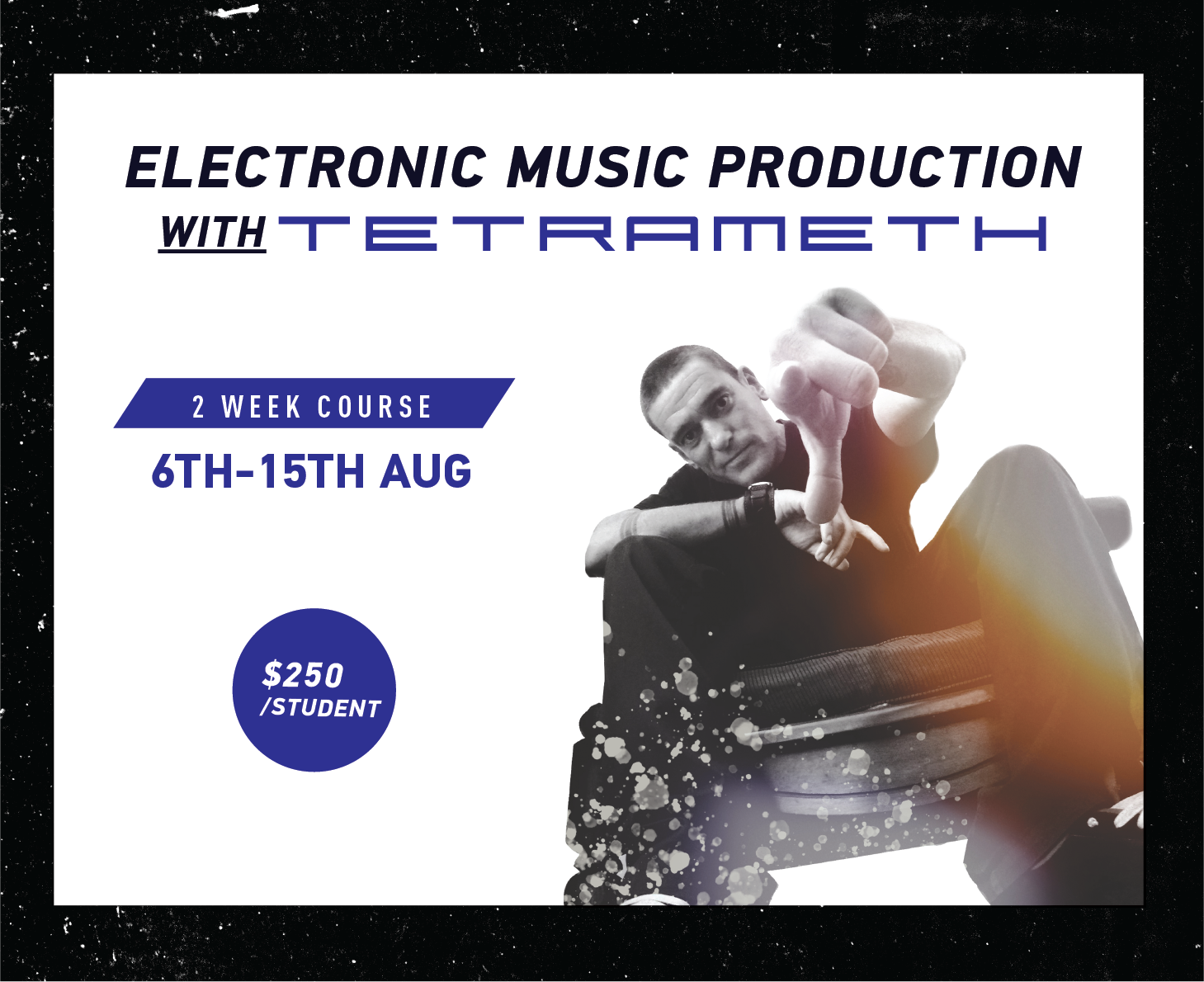Electronic Music course