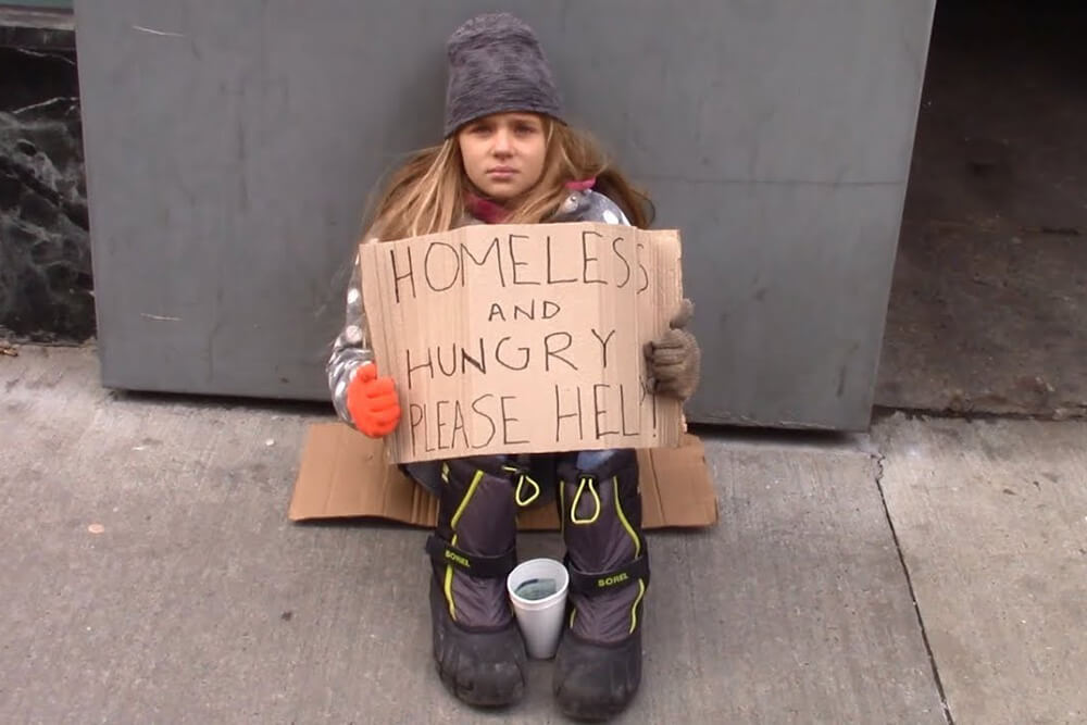 Village Off The Streets - Homeless